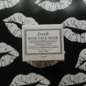 Other - Fresh Rose Face Mask